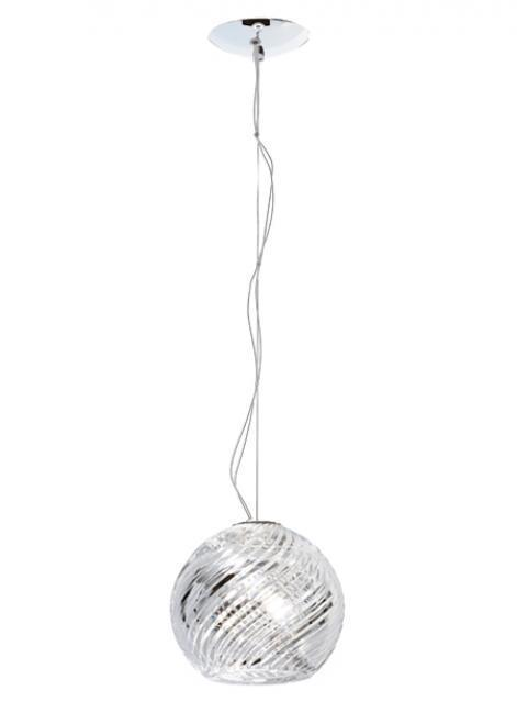 Lampa wisząca Fabbian DiamondSwirl D82 5W 18cm Swirl - D82 A05 00