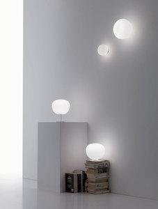 Lampa biurkowa Fabbian Lumi F07 20cm z trzpieniem - F07 B31 01 small 2