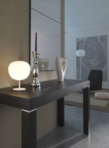Lampa biurkowa Fabbian Lumi F07 40cm - F07 B35 01 small 1