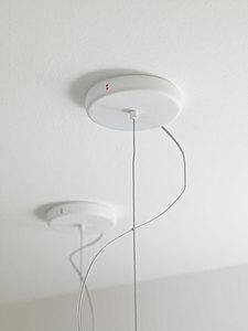 Lampa wisząca Fabbian Lumi F07 13W 42cm - F07 A09 01 small 2