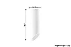 Biały Plafon PENNE 40 SL.0104 small 4
