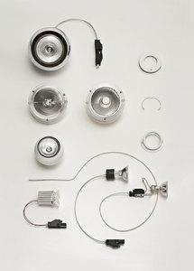 Oprawa wpuszczana Fabbian Tools F19 LED - chrom - F19 F63 15 small 7
