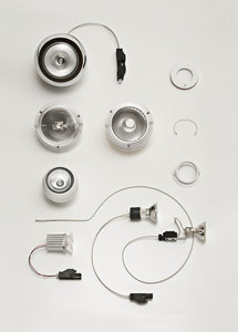 Oprawa wpuszczana Fabbian Tools F19 LED - miedź - F19 F63 41 small 7