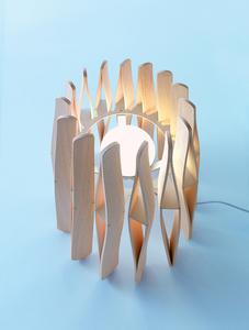 Lampa podłogowa Fabbian Stick F23 Cono - F23 C06 69 small 4