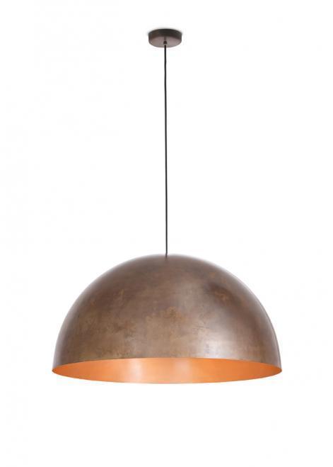 Lampa wisząca Fabbian Oru F25 80cm - Miedziany - F25 A08 41