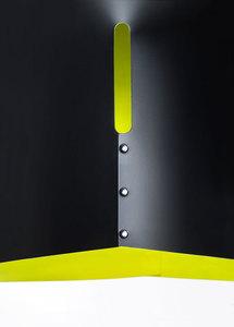 Lampa wisząca Fabbian Oru F25 56cm - Czarny oraz zielony - F25 A03 43 small 7