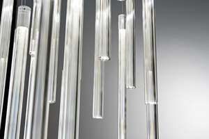 Lampa wisząca Fabbian Multispot F32 90x15cm - 20 - Chromowany - F32 A49 00 small 5