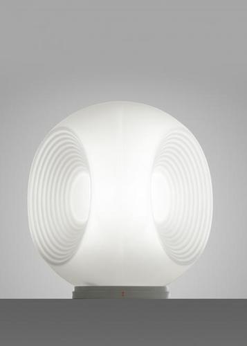 Lampa wisząca Fabbian Eyes F34 10W Chromowana podsufitka - Biały - F34 B01 01