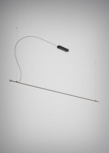 Lampa wisząca Fabbian Freeline F44 2W 3m - Czarny - F44 A06 02