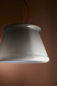 Lampa wisząca Fabbian Ivette F53 22W - Szary oraz biały - F53 A01 58 small 1