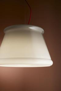 Lampa wisząca Fabbian Ivette F53 22W - Szary oraz biały - F53 A01 58 small 2