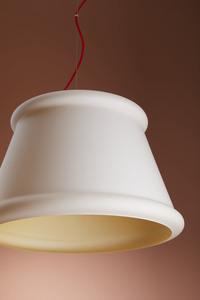 Lampa wisząca Fabbian Ivette F53 22W - Szary oraz biały - F53 A01 58 small 5
