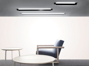 Lampy podłogowe Fabbian Pivot F39 90W 2700K - Biały - F39 C02 01 small 1