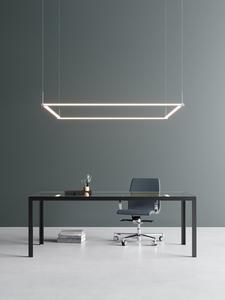 Lampy podłogowe Fabbian Pivot F39 90W 2700K - Biały - F39 C02 01 small 7