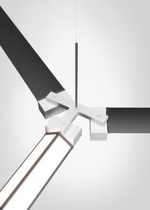 Lampy podłogowe Fabbian Pivot F39 90W 3000K - Jasnoszary - F39 C01 75 small 8