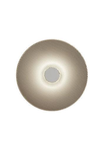 Kinkiet Fabbian Spin-bo F54 17W - Jasnoszary - F54 D01 76