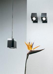 Lampa wisząca Fabbian Cubetto D28 7W Chrome - Biały - D28 A06 01 small 7