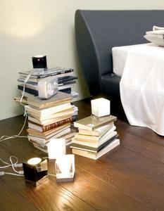 Lampa wisząca Fabbian Cubetto D28 7W Chrome - Biały - D28 A06 01 small 10