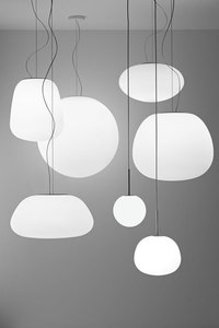 Lampa wisząca Fabbian Lumi F07 60cm - F07 A51 01 small 16