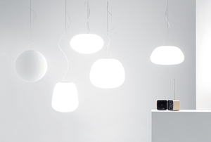Lampa wisząca Fabbian Lumi F07 60cm - F07 A51 01 small 12
