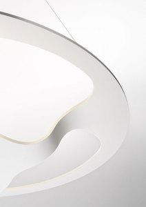 Lampa wisząca Fabbian Glu F31 17W - Biały - F31 A01 01 small 3
