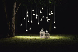 Lampa wisząca Fabbian Multispot F32 60x15cm - 10 - Chromowany - F32 A08 00 small 14