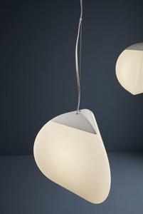 Lampa stołowa Fabbian Fruitfull F51 14W 22cm 2700K - Dymiony - F51 B02 58 small 1