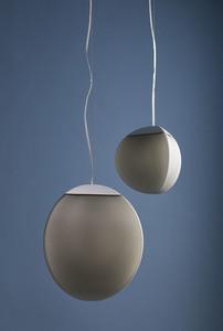 Lampa stołowa Fabbian Fruitfull F51 14W 22cm 2700K - Dymiony - F51 B02 58 small 3