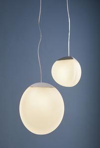 Lampa stołowa Fabbian Fruitfull F51 14W 22cm 2700K - Dymiony - F51 B02 58 small 4