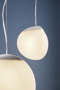 Lampa stołowa Fabbian Fruitfull F51 14W 22cm 2700K - Dymiony - F51 B02 58 small 6