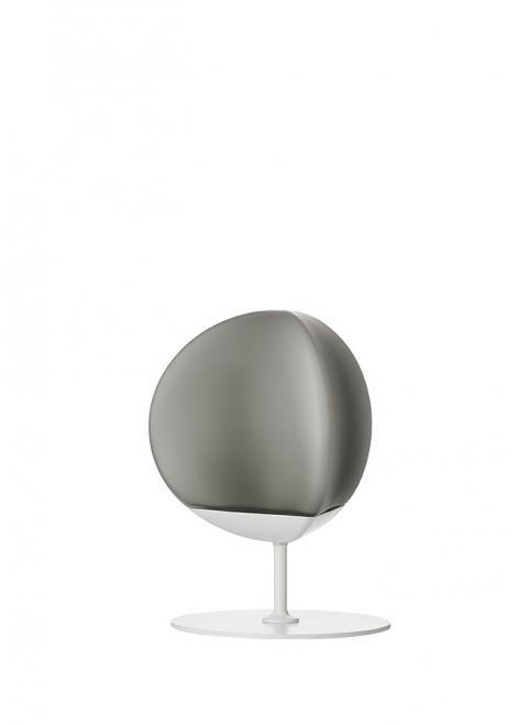 Lampa stołowa Fabbian Fruitfull F51 14W 22cm 2700K - Dymiony - F51 B02 58