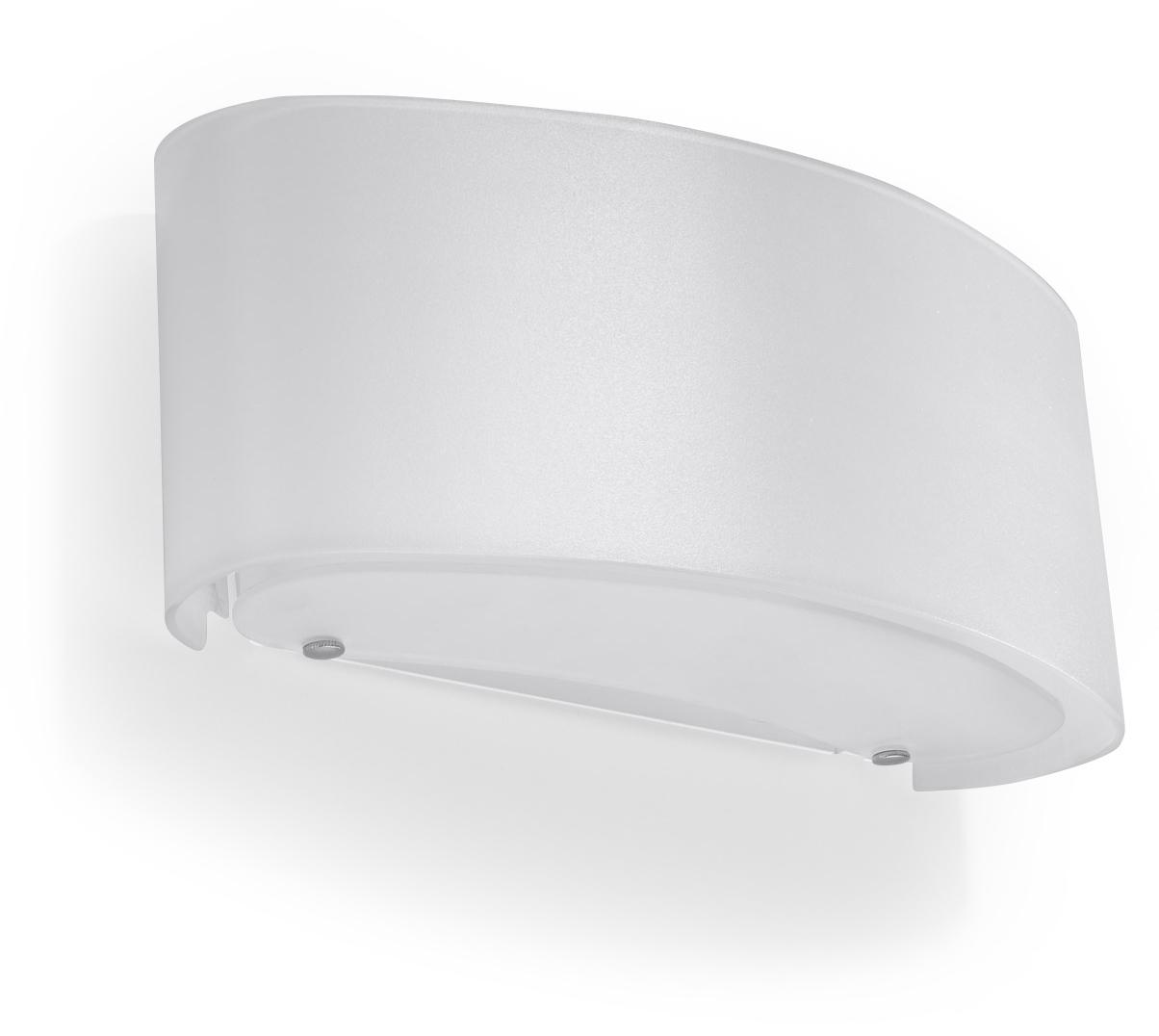 Biały Kinkiet BORIS 30 SL.0183