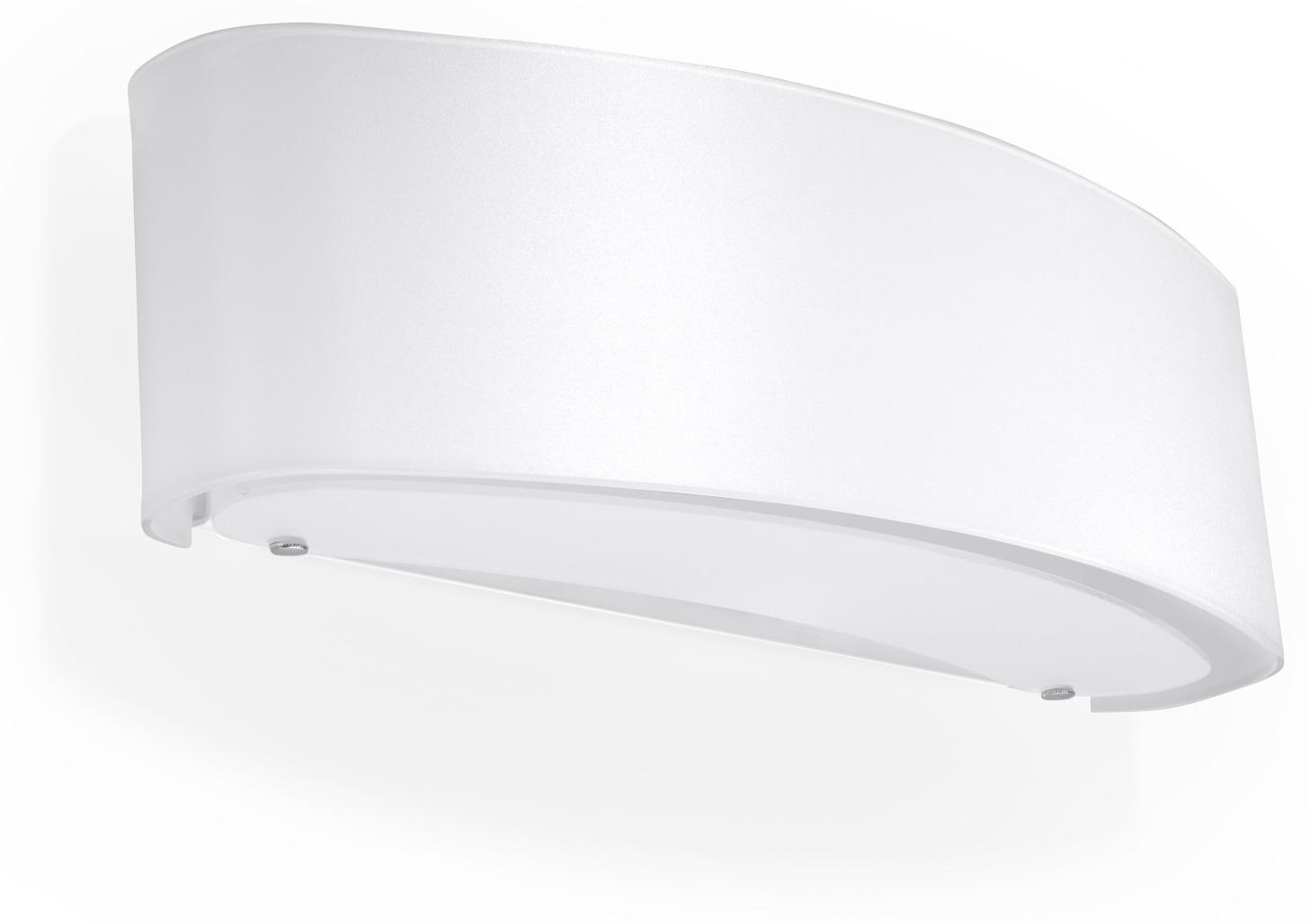 Biały Kinkiet BORIS 40 SL.0184