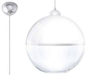 Biała Lampa Wisząca GINO SL.0269 small 0