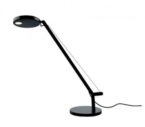 Lampa stołowa Artemide Demetra Micro Table Czarna 1