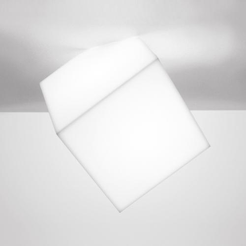 Artemide Edge 21 Wall/Ceiling 1292010A