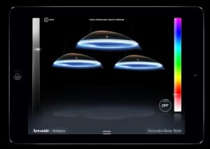 Artemide AMELUNA RGB Mercedes-Benz Style small 5