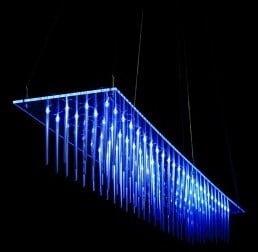 Lampa wisząca PUFF BUFF BLUE GRASS