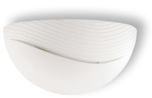 Biały Kinkiet Ceramiczny POLA SL.0162 small 0