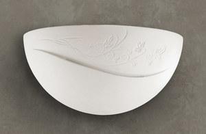 Biały Kinkiet Ceramiczny BELLA SL.0163 small 1
