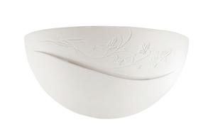 Biały Kinkiet Ceramiczny BELLA SL.0163 small 4