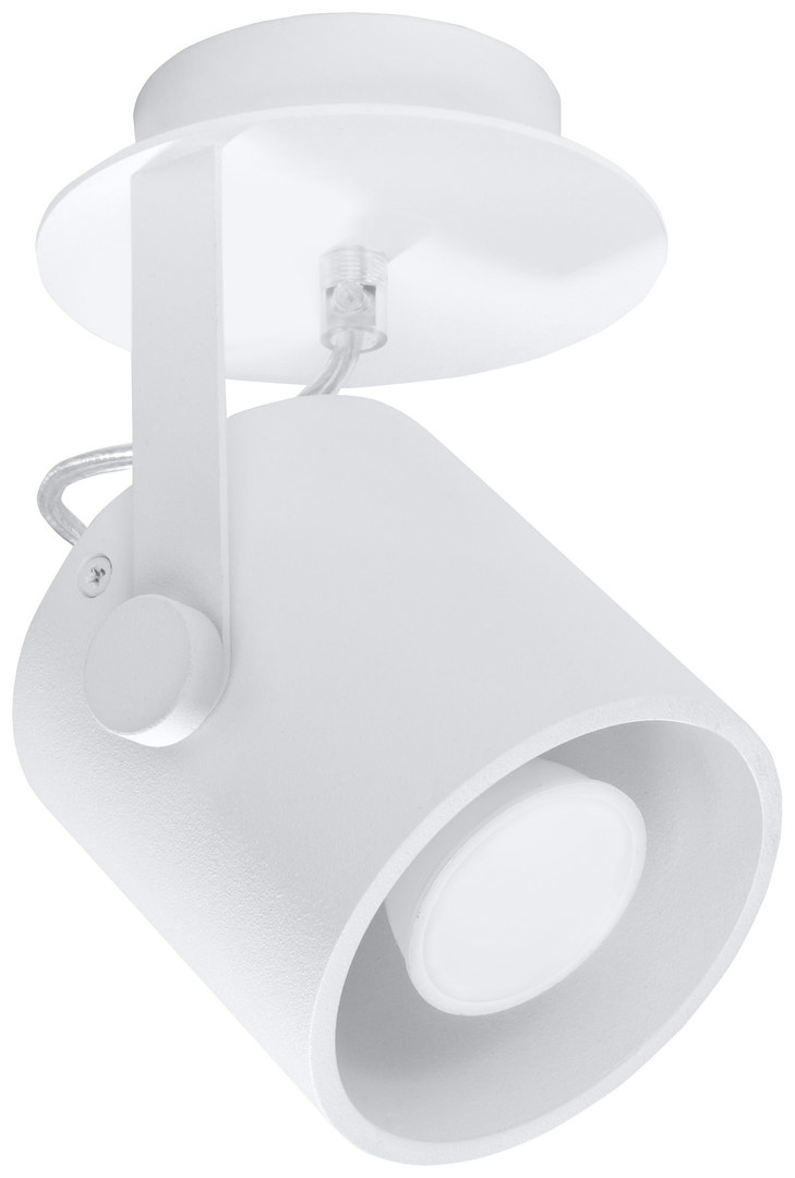 Biały Plafon LAROSA 1 SL.0311