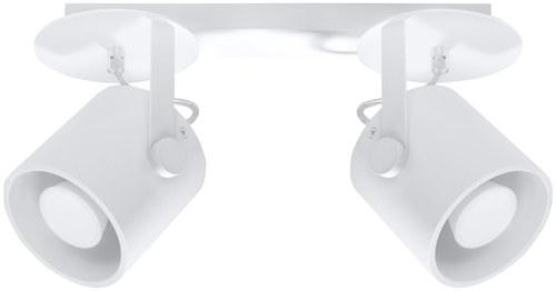 Biały Plafon LAROSA 2