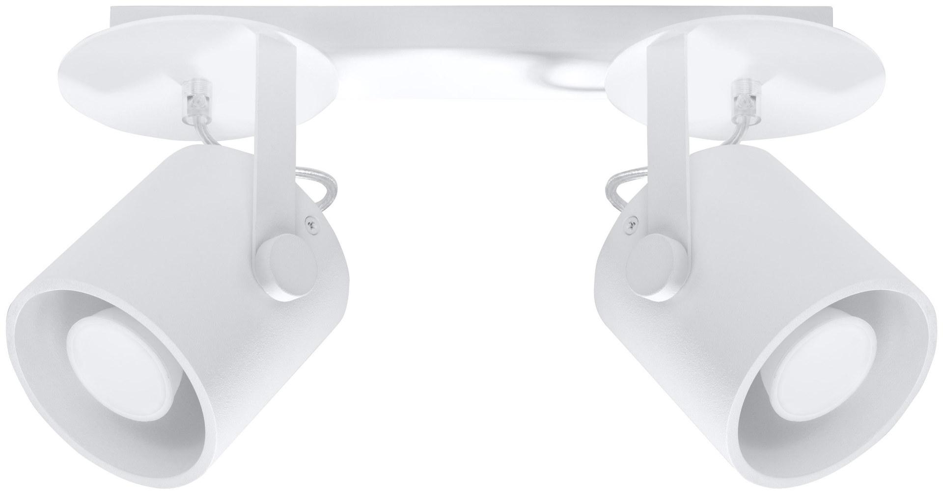 Biały Plafon LAROSA 2 SL.0312