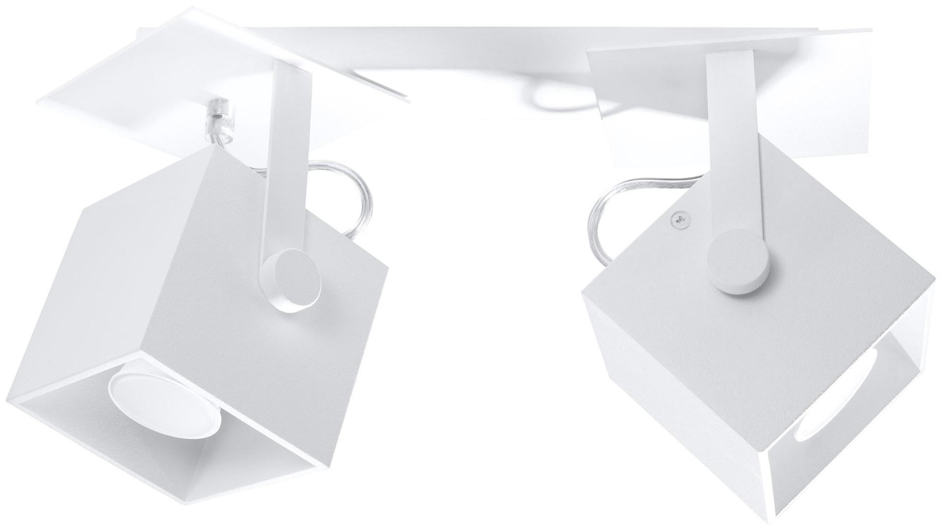 Biały Plafon CEDRA 2 SL.0318