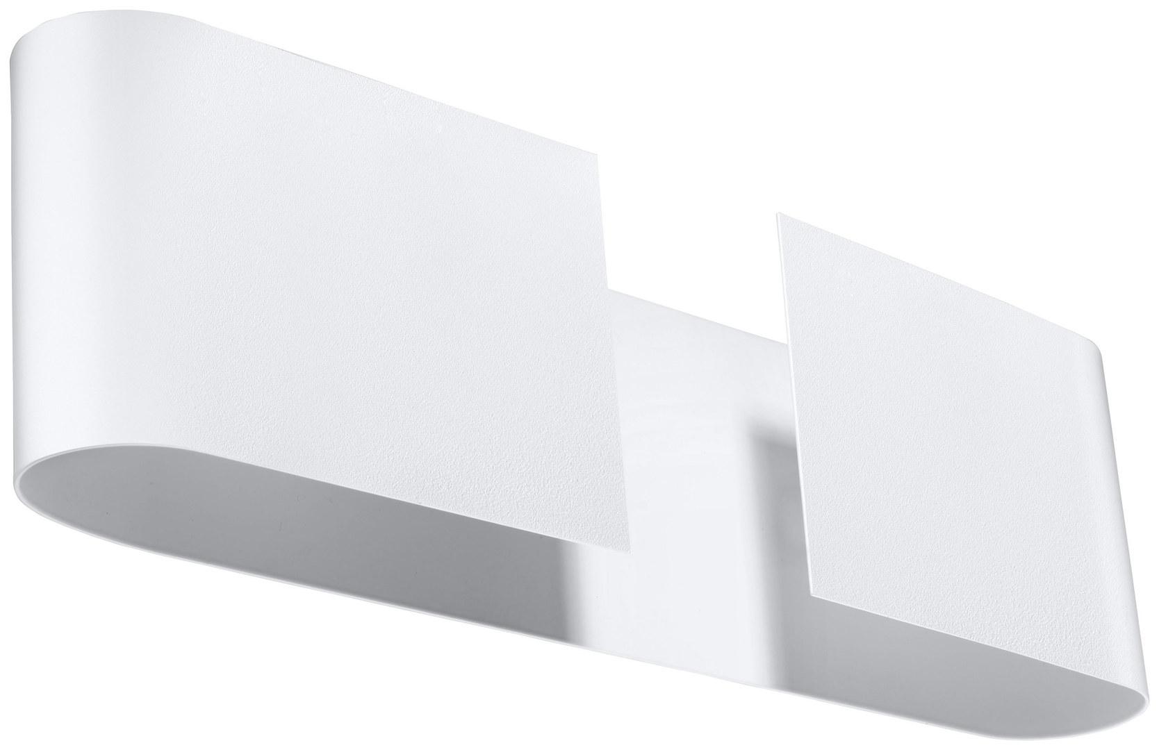 Biały Kinkiet LAKO SL.0343