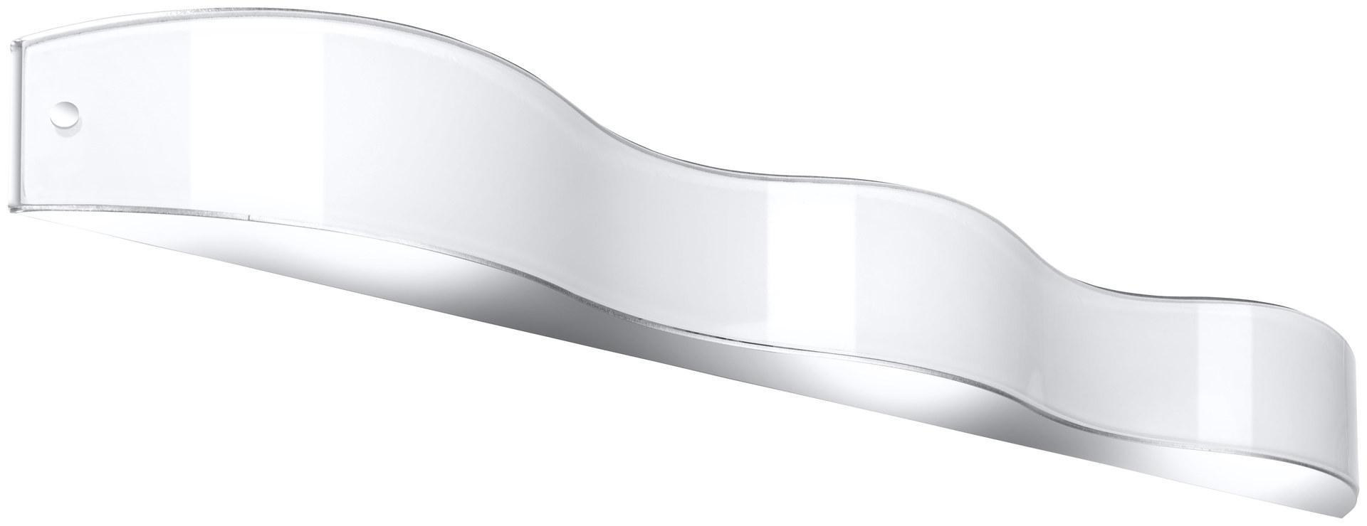 Biały/chrom Kinkiet VALLE 60 SL.0349