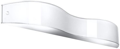 Biały/chrom Kinkiet VALLE 40 SL.0348