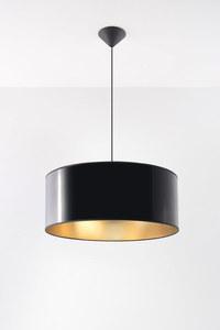 Czarna Lampa Wisząca LUXOR 50 SL.0364 small 1