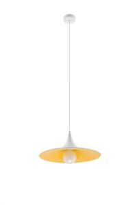 Lampa wisząca AVENA biało/złota SL.0536 small 0